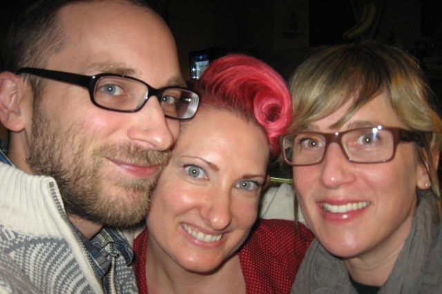 Sugar le Fae, Sierra Skye Gemma, and Andrea Hoff